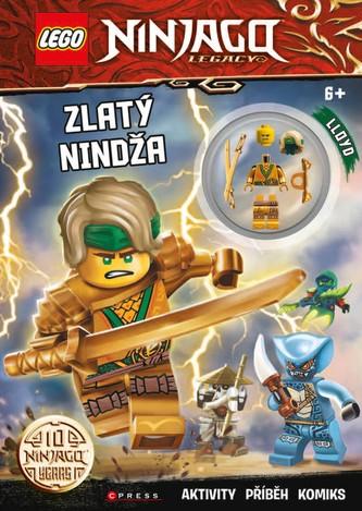LEGO® NINJAGO® Zlatý nindža - kolektiv
