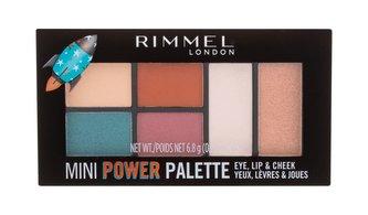 Rimmel London Mini Power Palette Dekorativní kazeta 6,8 g 004 Pioneer pro ženy