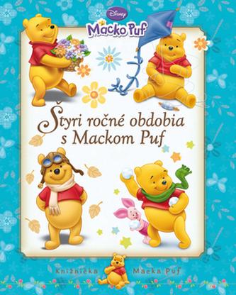 Macko Puf Štyri ročné obdobia