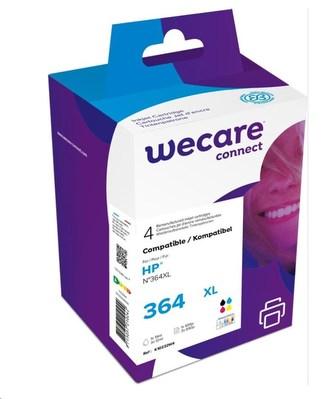 WECARE ARMOR cartridge pro HP Photosmart C5380,5510, 5515, C6380, černá/black+1C+1M+1Y/HC, 1x19/3x12
