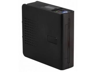 EUROCASE skříň mini ITX WP-01, Vesa, Black, bez zdroje