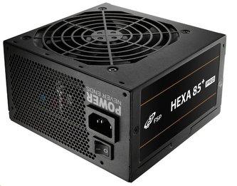 Fortron zdroj 550W HEXA 85+ PRO 550, full range, ATX, Bronze, DC/DC