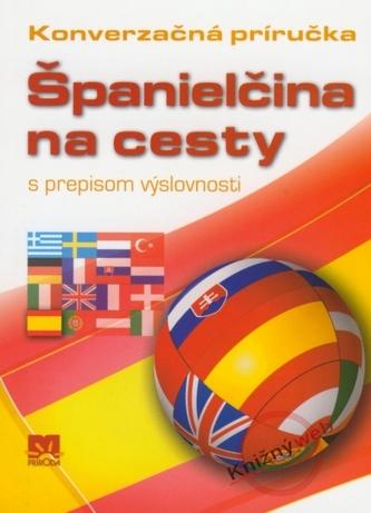 Španielčina na cesty s prepisom výslovnosti