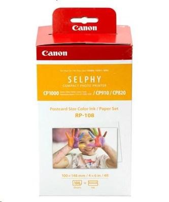 Canon RP-108 papír 100x158mm 108ks do termosublimační tiskárny
