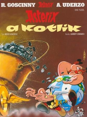 Asterix a kotlík
