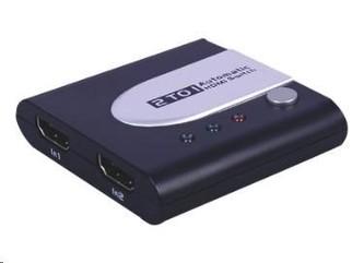 PREMIUMCORD HDMI přepínač 2:1 (switch), automatický