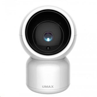 Umax U-Smart Camera C2 - 1080P kamera s horizontálním i vertikálním otáčením, s detekcí pohybu a nočním viděním