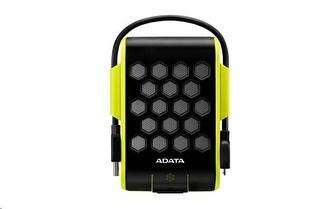 """ADATA Externí HDD 1TB 2,5\"""" USB 3.1, DashDrive™ Durable HD720, G-sensor, zelený, (gumový, vodě/nárazu odolný)"""