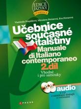 Učebnice současné italštiny, 2. díl + audio CD