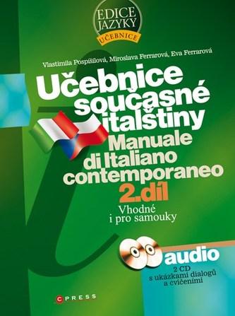 Učebnice současné italštiny, 2. díl + audio CD - Eva Ferrarová