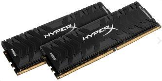 DIMM DDR4 16GB 2666MHz CL13 (Kit of 2) KINGSTON HyperX Predator 8Gbit