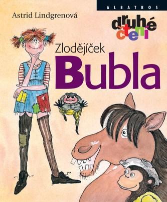 Zlodějíček Bubla