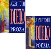 Komplet 2ks Dielo Próza+Poézia