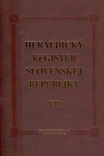 Heraldický register Slovenskej republiky VII