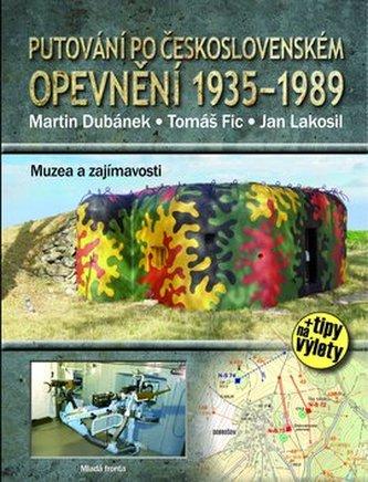 Putování po Československém opevnění 1935 - 1989