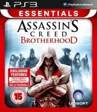 PS3 Assassins Creed Brotherhood Essentials