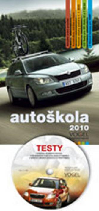 Autoškola 2010 + CD
