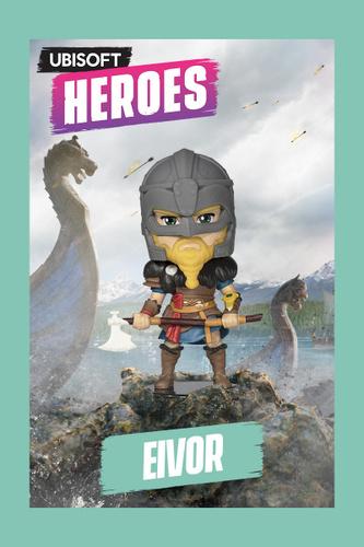 UBI Heroes - ACV Eivor Male - Chibi Figurine
