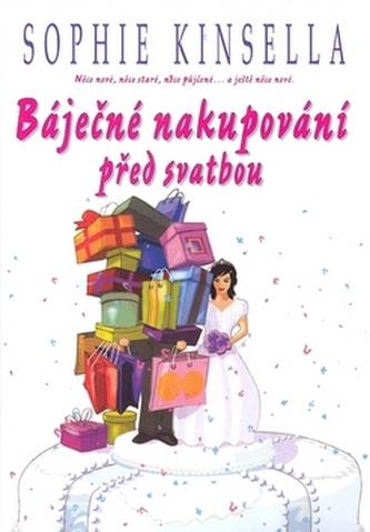 Báječné nakupování před svatbou