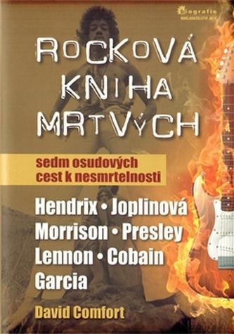 Rocková kniha mrtvých