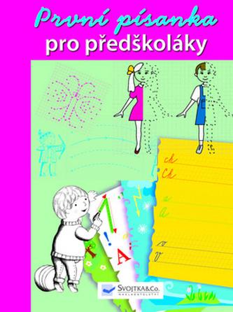 První písanka pro předškoláky