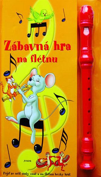 Zábavná hra na flétnu