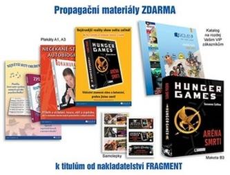 Propagační materiály Fragment březen 2/2010