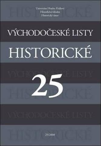 Východočeské listy historické 25