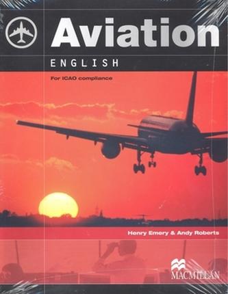 Aviation English Student's Book + CD Rom