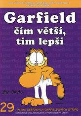 Garfield čím větší, tím lepší