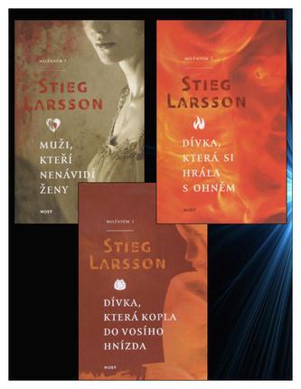Milénium - Stieg Larsson