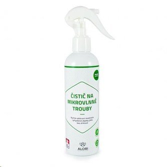 Alori čistič na mikrovlnné trouby 250ml