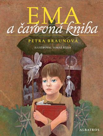 Ema a čarovná kniha