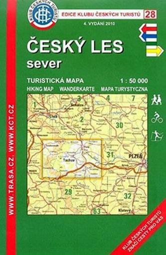 KČT 28 Český les sever