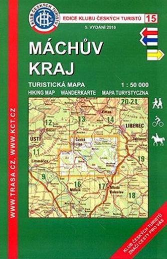 KČT 15 Máchův kraj