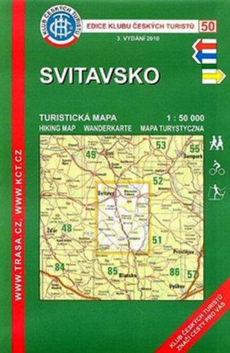 KČT 50 Svitavsko