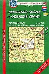 KČT 60 Moravská brána a Oderské vrchy