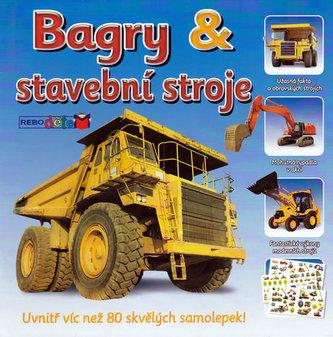 Bagry a stavební stroje