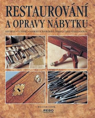 Restaurování a opravy nábytku - 2. vydání