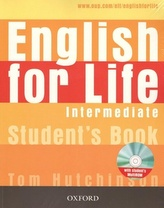 English for Life Intermediate Studenťs Book + Multirom Pack