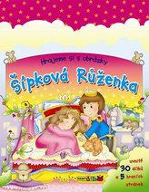 Šípková Růženka - Hrajeme si s obrázky