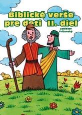 Biblické verše pre deti II. diel