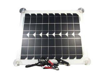 Fotovoltaický solární panel USB+12V/30W flexibilní OS30-18MFX