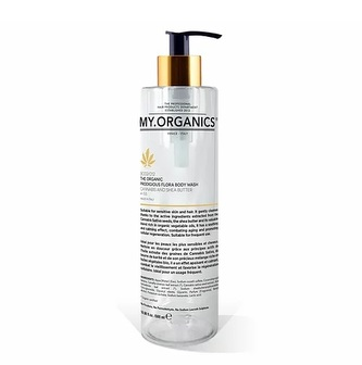 MY.ORGANICS The Organic Prodigious Flora luxusní přírodní sprchový gel 500ml