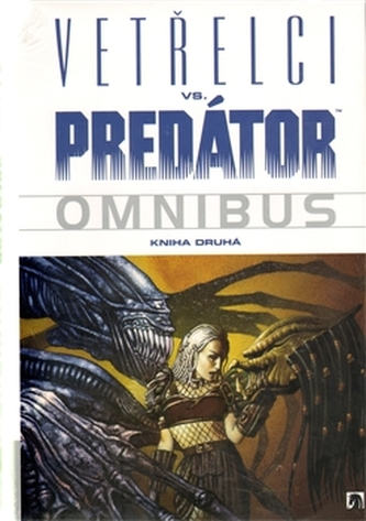 Vetřelci vs. Predátor - Randy Stradley