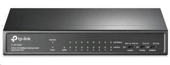 TP-Link TL-SF1009P [9-Port 10/100Mbps Desktop Switch with 8-Port PoE+]