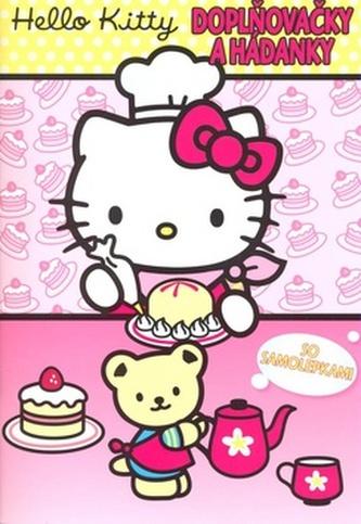 Hello Kitty Doplňovačky a hádanky