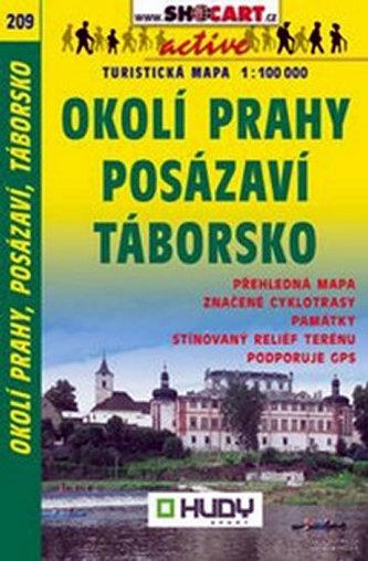 Okolí Prahy, Posázaví, Táborsko