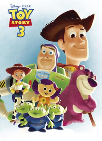 Toy Story 3 Filmový príbeh