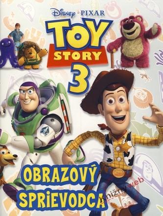 Toy Story 3 Obrazový sprievodca - Elle D. Risco